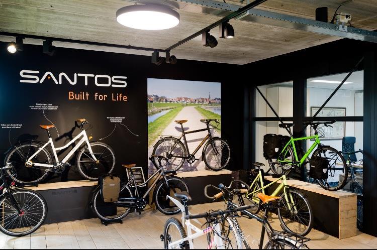Nieuw Santos dealerschap